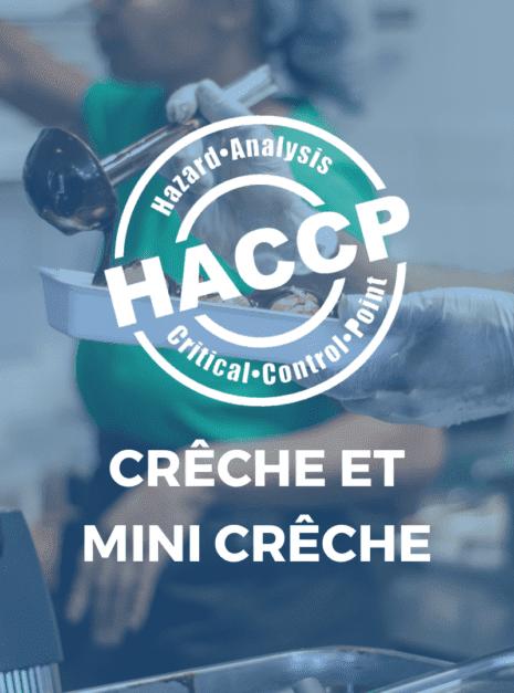 HACCP CRECHE