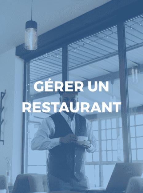 gestion restaurant